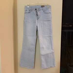 Korean Jeans Size 28 (M) Pretty Wash